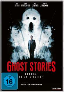 Ghost Stories, DVD