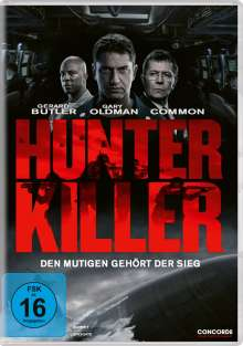Hunter Killer, DVD
