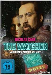 The Watcher (2018), DVD