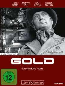 Gold (1934), DVD