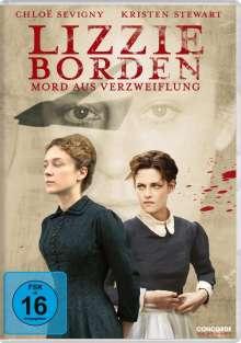 Lizzie Borden (2018), DVD