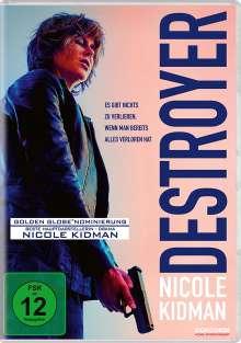 Destroyer, DVD