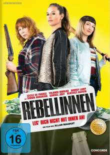 Rebellinnen, DVD