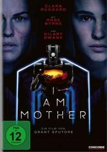 I Am Mother, DVD
