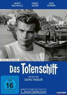 Das Totenschiff, DVD