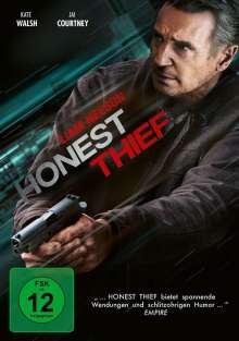 Honest Thief, DVD