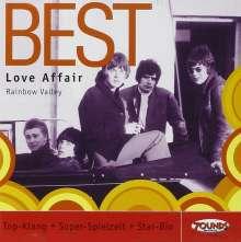 The Love Affair: Rainbow Valley - Best, CD