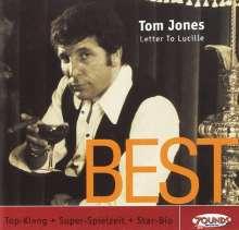 Tom Jones: Letter To Lucille - Best, CD