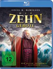 Die zehn Gebote (Blu-ray), 2 Blu-ray Discs