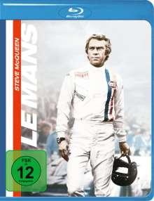 Le Mans (Blu-ray), Blu-ray Disc