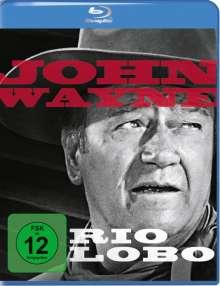 Rio Lobo (Blu-ray), Blu-ray Disc