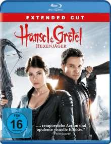 Hänsel und Gretel: Hexenjäger (Blu-ray), Blu-ray Disc