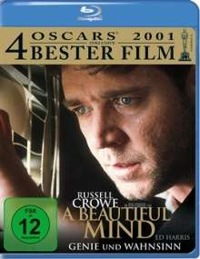 Beautiful Mind - Genie und Wahnsinn (Blu-ray), Blu-ray Disc