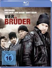 Vier Brüder (Blu-ray), Blu-ray Disc