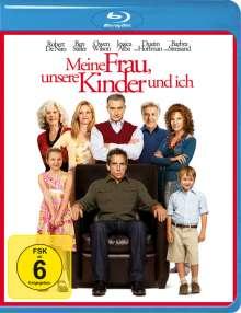 Meine Frau, unsere Kinder und ich (Blu-ray), Blu-ray Disc