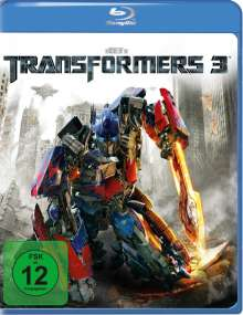 Transformers 3 (Blu-ray), Blu-ray Disc