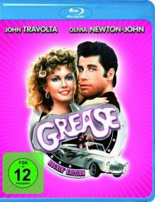 Grease (Rockin' Edition) (Blu-ray), Blu-ray Disc