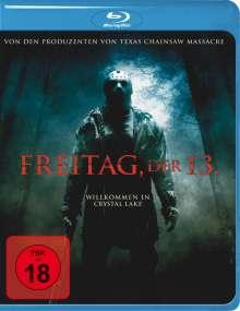 Freitag, der 13. (2009) (Blu-ray), Blu-ray Disc