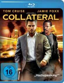 Collateral (Blu-ray), Blu-ray Disc