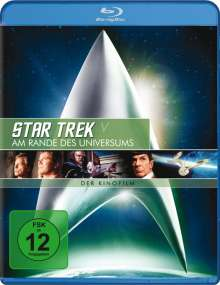 Star Trek V: Am Rande des Universums (Blu-ray), Blu-ray Disc