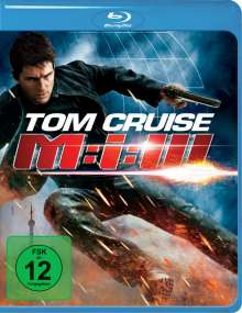 Mission: Impossible 3 (Blu-ray), Blu-ray Disc