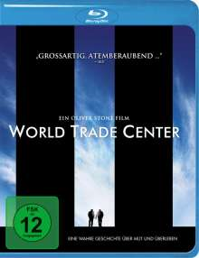 World Trade Center (Blu-ray), Blu-ray Disc