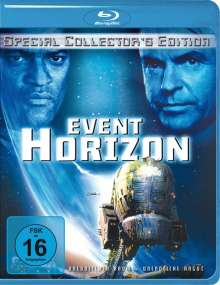 Event Horizon (Blu-ray), Blu-ray Disc