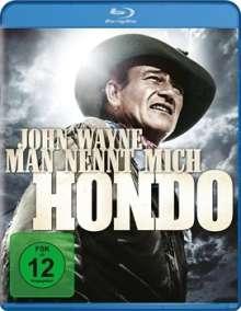 Man nannte mich Hondo (Blu-Ray), Blu-ray Disc