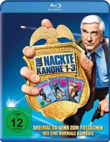 Die nackte Kanone Trilogie (Blu-ray), 3 Blu-ray Discs