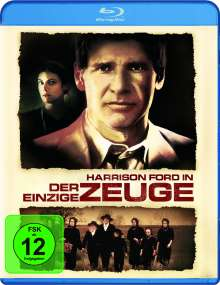 Der einzige Zeuge (Blu-ray), Blu-ray Disc