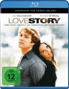 Love Story (Blu-ray), Blu-ray Disc