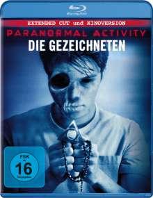 Paranormal Activity - Die Gezeichneten (Blu-ray), Blu-ray Disc