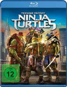 Teenage Mutant Ninja Turtles (2014) (Blu-ray), Blu-ray Disc