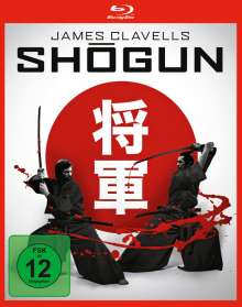 Shogun (Blu-ray), 4 Blu-ray Discs