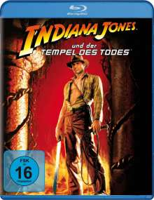 Indiana Jones & der Tempel des Todes (Blu-ray), Blu-ray Disc