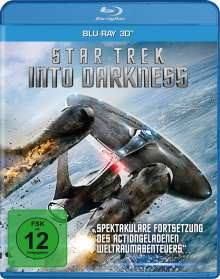 Star Trek - Into Darkness (3D Blu-ray), Blu-ray Disc