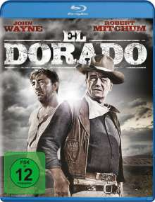 El Dorado (Blu-ray), Blu-ray Disc