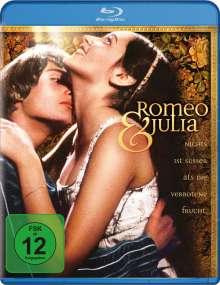 Romeo und Julia (1967) (Blu-ray), Blu-ray Disc
