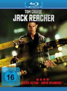 Jack Reacher (Blu-ray), Blu-ray Disc