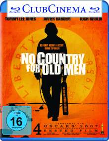 No Country For Old Men (Blu-ray), Blu-ray Disc