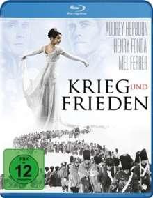 Krieg und Frieden (1956) (Blu-ray), Blu-ray Disc