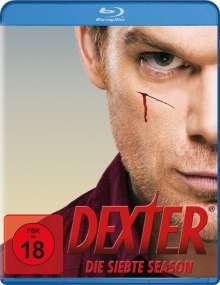 Dexter Season 7 (Blu-ray), 4 Blu-ray Discs
