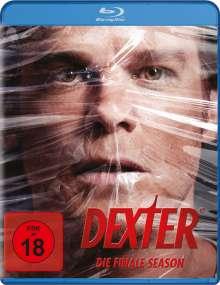 Dexter Season 8 (finale Staffel) (Blu-ray), 4 Blu-ray Discs
