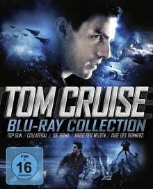 Tom Cruise Collection (Blu-ray), 5 Blu-ray Discs