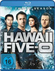 Hawaii Five-O (2011) Season 2 (Blu-ray), 5 Blu-ray Discs