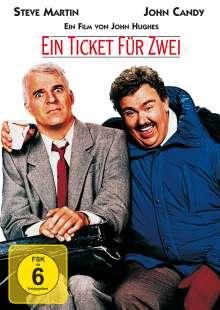 Ein Ticket für zwei, DVD