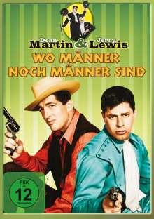 Wo Männer noch Männer sind, DVD