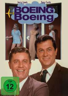 Boeing Boeing, DVD