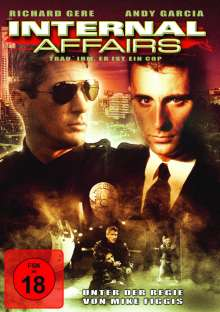 Internal Affairs, DVD