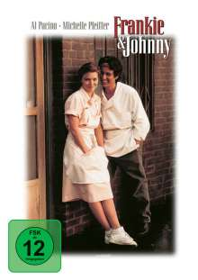 Frankie und Johnny (1991), DVD